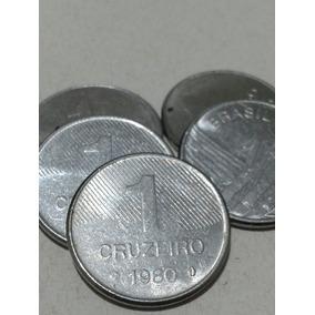 Moeda De 1 Cruzeiro De 1980, Apenas R$ 1.99
