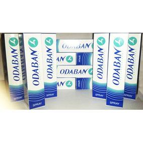 Odaban Spray Unisex Solución Definitiva Sudoración Excesiva