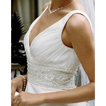 Vestido De Novia Importado Princesa Art:vv4000