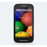 Motorola E !! Nuevo En Caja Libre Dual Sim / Xt1025 Blanco