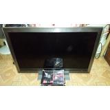Maravilhosa Tv Lcd Sony Klv-46w300a C. Conv.original Sony...