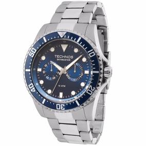Relógio Technos Masculino Skymaster 6p25bg/1a Lançamento
