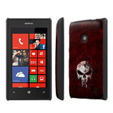 Nakedshield Nokia Lumia 520 (tribal Punisher) Slim Teléfono