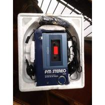 Fm Stereo Casette Nuevo