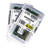 2gb Kit (2 X 1gb) Para Gateway Mx Series Notebook Mx6420 Mx