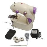 Maquina De Coser Portatil Mini Sewing Machine Tv Boleta O F