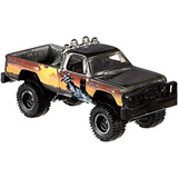 Juguete Hot Wheels Niños 1980 De Dodge Power Wagon Macho