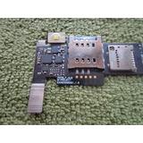 Placa Flex Completa Chip + Micro Sd + Volume Lg P970h P970