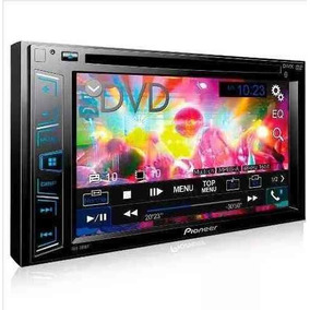 Dvd Player Pioneer Avh-288bt Bluetooth Usb 2 Din 6.2