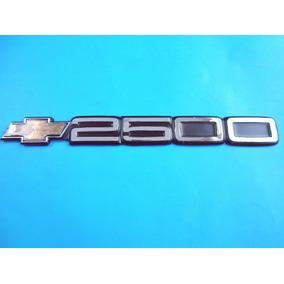 Emblema 2500 Chevrolet Camioneta Universal
