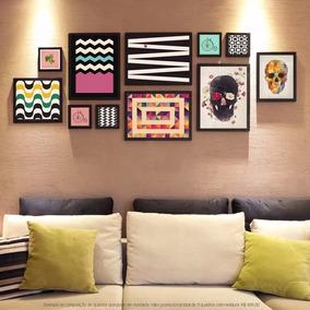 Quadros Decorativos Artes Geométricas - Decore Com Estilo!