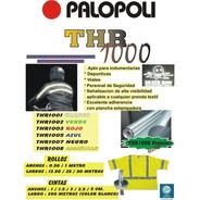 Rollo Reflex Termoadhesiva Blanco (gris) Palopoli 2cm X 200m