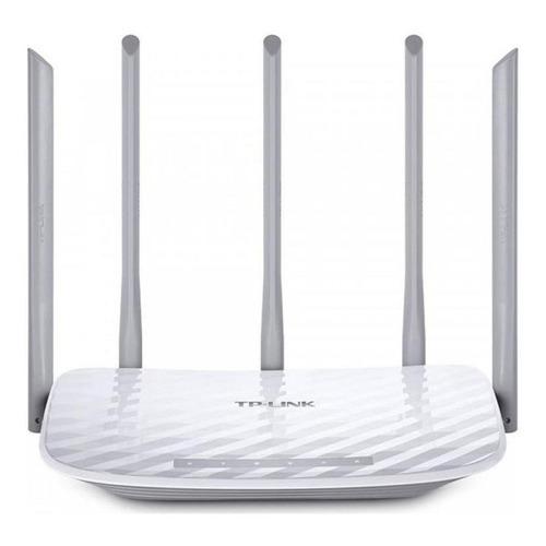Router TP-Link Archer C60 blanco 1 unidad