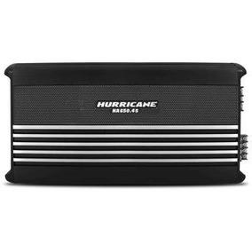 Modulo Amplificador Hurricane H1 650.4s 2600wrms 4 Canais