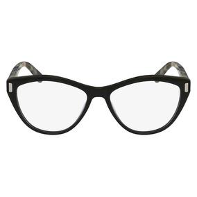 Óculos De Grau Calvin Klein Ck8563 001 53 Preto por Compre Oculos b33b15ed28