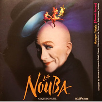 Cd La Nouba Cirque Du Soleil Importado De Estados Unidos