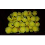 Pelotas De Tenis Usadas, Ideal Escuelita +( Encordados )