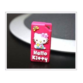 Pen Drive Usb 2.0 Embor Mini Hello Kitty 2gb