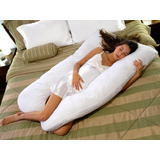 Almohada Para Embarazo Y Lactancia Relleno Microgel