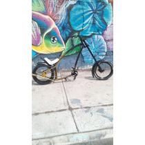 Bicicleta Choper Unica Pieza