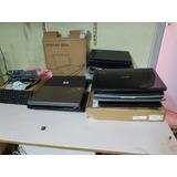 Lote De 15 Notebooks-netbooks Para Repuesto+ Memorias