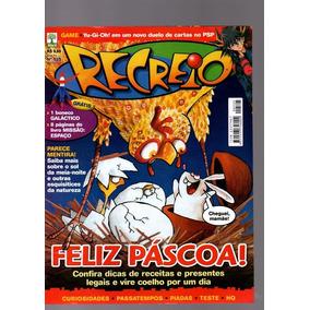 Revista Recreio Varias Edicões S/itens Grátis Vendo Separada