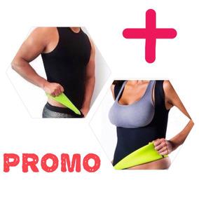 Musculosa Hombre + Musculosa Mujer Reductora Promo !!!!!!!!!