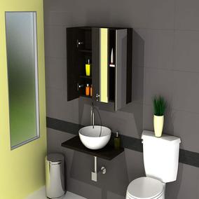 Gabinete De Baño Espejo Iris
