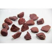 Piedra Mineral Jaspe Rojo En Bruto Nro. 2