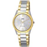 Reloj Q&q Mujer Q700-401y