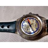 Reloj Crono Swatch Irony Diaphane Olimpicos Atenas 2004