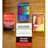 Lote 4 Libros Autoayuda Stamateas + Otros // Infinitoventas