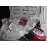 Jersey Puma Chivas Visita 16/17 Blanco Rojo Nuevo Original