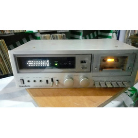 Tape Deck Gradiente Cd 4000 (leia)