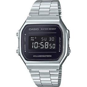c6349c14b6f Relogio Casio Preto Espelhado Masculino - Relógios De Pulso no ...