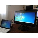 Monitor Tv Samsung Ta350 !! Para Reparar !!. Leer Bien !!