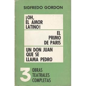 ¡ Oh , El Amor Latino! - Un Don Juan Que Se Llama Pedro ...