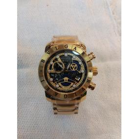 2e6e704c336 Banheira Ergon Mica Masculino Bvlgari - Relógios De Pulso no Mercado ...