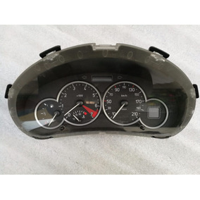 Tablero Cluster Peugeot 206 Automatico Motor 1.6 Año 2006