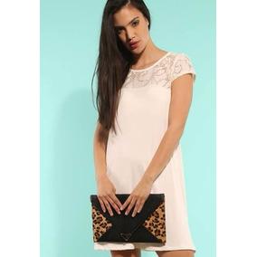 Vestido Ideal Civil Blanco Natural