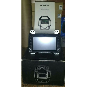 Central Multimidia Booster Hyundai I30 Dvd,gps Ate 2014
