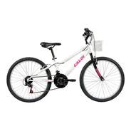 Bicicleta Caloi Ceci 2017 Aro 24