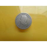 Moneda Antigua 5 Centavos 1919 El Salvador