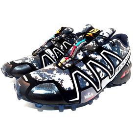 Zapatillas Salomon Unisex Speedcross 3 Camuflado Talle Eur
