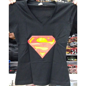 Camiseta Superman Dama