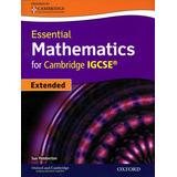 Essential Mathematics For Cambridge Igcse - Extended - Book