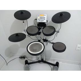 Bateria Eletrônica - Roland V-drum Hd 3