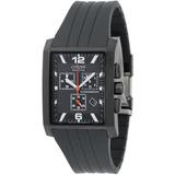 Reloj Citizen At091506e Crono Eco Drive Rectangular