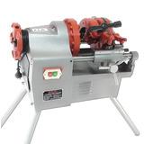 Roscadora Electrica Caños 1/2 A 2 Kld Industrial Agua O Gas