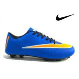 Chuteira Nike Mercurial Cr7 Fg Campo Profissional